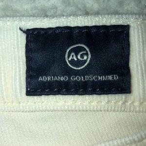 Ag Adriano Goldschmied Jeans - Adriano Goldschmied corduroy pants jeans